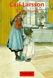 Cover of: Carl Larsson | Carl Larsson