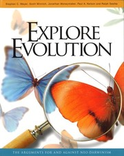 Cover of: Explore Evolution
