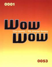 Cover of: Wow wow