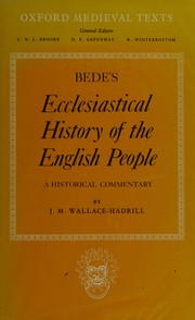 Bede's Ecclesiastical history of the English people