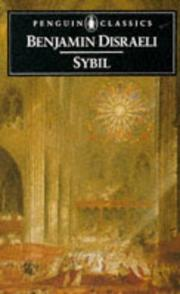 Cover of: Sybil: or, the two nations (FRENCH)