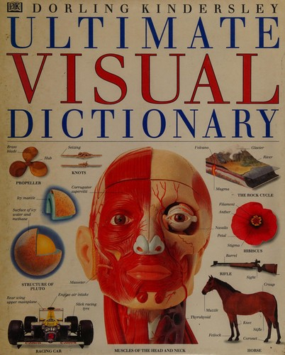 Dorling Kindersley ultimate visual dictionary. by