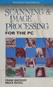 Scanning and image processing for the PC