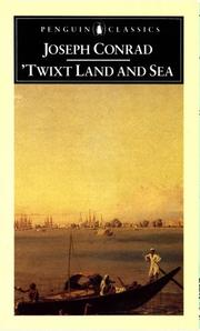 Cover of: 'Twixt Land and Sea by Joseph Conrad