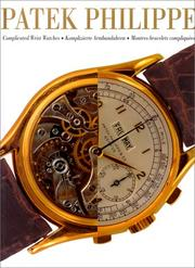 Cover of: Patek Philippe | Leonardo Arte