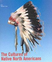 Cover of: The Cultures of Native North Americans