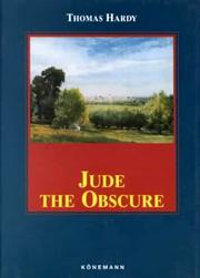 Jude the Obscure (Konemann Classics) by Thomas Hardy