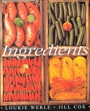 Cover of: Ingredients | Peter Mirams