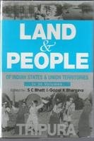 Land And People Of Indian States & Union Territories , Vol- 26th by Ed. S. C.Bhatt & Gopal K Bhargava