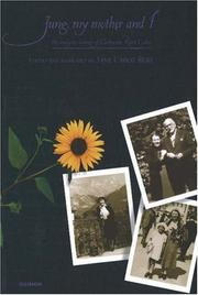Cover of: Jung, My Mother and I | Jane Reid