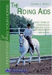 Cover of: Riding AIDS | Clarissa L. Busch