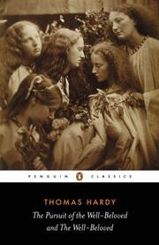 Cover of: The pursuit of the well-beloved ; & The well-beloved | Thomas Hardy