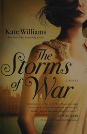 Cover of: The storms of war | Kate Williams