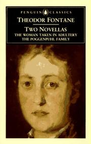 Cover of: Two Novellas