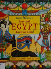 Ralph Masiello's ancient Egypt drawing book.