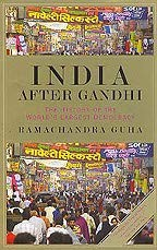Cover of: A Functioning Anarchy | Ramachandra Guha