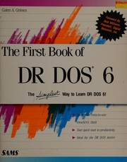 The first book of DR DOS 6