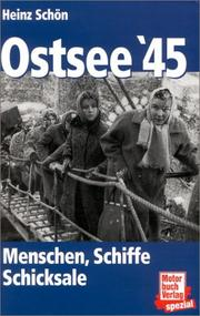 Cover of: Ostsee '45