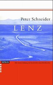Cover of: Lenz