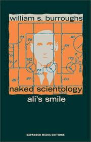 Cover of: Ali's Smile, Naked Scientology
