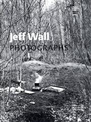 Cover of: Jeff Wall | Jeff Wall