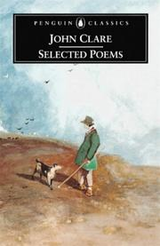 Cover of: Selected Poems (Penguin Classics) | John Clare