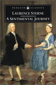 Cover of: A Sentimental Journey