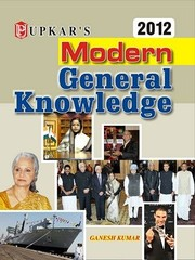 Cover of: Modern General Knowledge | Ganesh Kumar