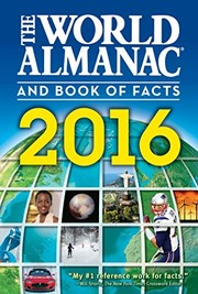Cover of: The World Almanac and Book of Facts 2016 | Sarah Janssen