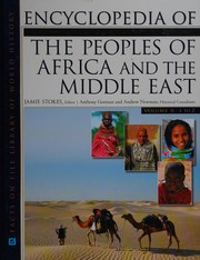 Cover of: Encyclopedia of the Peoples of Africa and the Middle East | Jamie Stokes