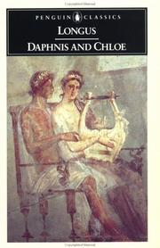 Daphnis and Chloe by Longus