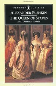 The Queen of Spades by Aleksandr Sergeyevich Pushkin