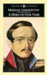 Cover of: A Hero of Our Time