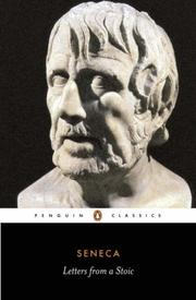 Cover of: Letters from a Stoic: Epistulae morales ad Lucilium