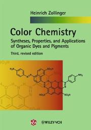 Cover of: Color Chemistry | Heinrich Zollinger