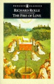 Cover of: The fire of love