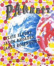 Cover of: Parkett #58 | Sylvie Fleury, Jason Rhoades, James Rosenquist