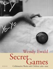 Cover of: Secret games