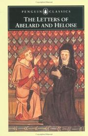 Cover of: Letters of Abelard and Heloise