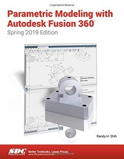 Cover of: Parametric Modeling with Autodesk Fusion 360