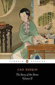 Cover of: The story of the stone, or The dream of the red chamber | Xueqin Cao