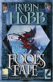 Cover of: Fool's Fate (Tawny Man)