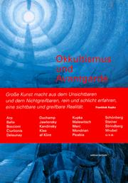 Cover of: Okkultismus und Avantgarde