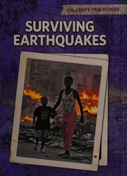 Cover of: Surviving Earthquakes | Michael Burgan, HL Studios Staff