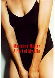 Cover of: Marianne Muller a Part of My Life