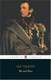Buy war and peace: (penguin classics deluxe edition) (penguin.