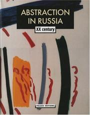 Abstraction in Russia, XX century