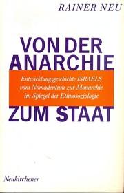 Von der Anarchie zum Staat