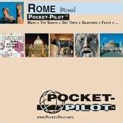 Cover of: Rome Laminated Pocket Map by Pocket-Pilot