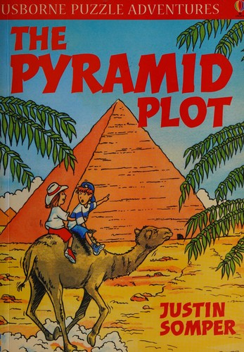 The Pyramid Plot by Justin Somper, Peter Wingham